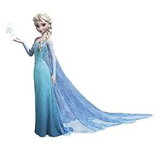 Frozen Elsa Disney Fathead Wall Decal Wallpaper Removable Sticker Big Giant Room