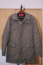 Hugo Boss Men's down parka, water resistant jacket size XL or L EXCELLENT Shape.
