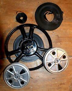Bobines films 9,5mm pour projecteur  Pathé Baby  ETC ...
