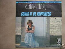 EUROVISION 1975 45 TOURS BELGIQUE ANN CHRISTY+