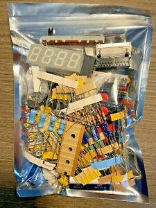 A QUALITY LOT Electronic Components NEW PARTS GRAB BAG ALL NEVER USED!