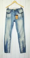 ZIZZI Denim Identity Jeans Hose Nille Ex. Slim leg Stretch Gr. 42  ♥ Light blue