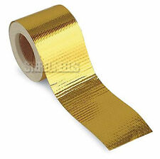 """NEW DEI 010396 REFLECT A GOLD THERMAL TAPE 2"""" x 15' ROLL HEAT REFLECTIVE WRAP"""