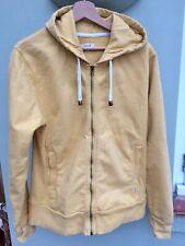 Howies | Yellow mustard hoodie jumper | Size 14 | Womens Mens Unisex Organic