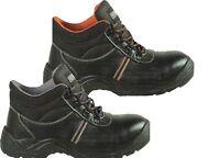 Herren Sicherheitsstiefel Arbeitschuhe Halbschuhe Schuhe Stiefel Stahlkappe S3
