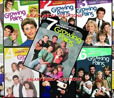 Growing Pains The Complete Series Season 1-7 Kirk Cameron 1 2 3 4 5 6 7 NEW