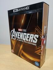 Avengers 3 Movie Collection 4K UHD + Blu Ray UK Release