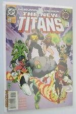 New Teen Titans #0 2nd Series minimum 9.0 NM (1994)