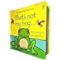 Thats Not My Frog (Touchy Feely Board Books) - Fiona watt NEW