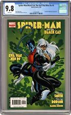 Spider-Man and the Black Cat The Evil That Men Do #5 CGC 9.8 2006 3738359009