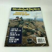 Strategy & Tactics Magazine~ #323~Rangers at Pointe Du Hoc~Battles~ 2020