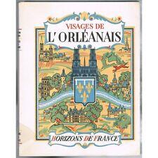 VISAGES de L'ORLÉANAIS Carte MONDHARE 1740 - Laïcité de la CULTURE et la RÉFORME