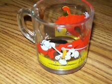 "New ListingMcDonald's Vintage 1978 Garfield Characters Mug, ""Use Your Friends Wisely"", Euc"