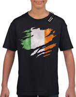 IRELAND FLAG irish present NEW xmas birthday gift ideas boys girls top T SHIRT