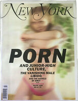 NEW YORK MAGAZINE Porn and the Junior-High Culture February 7, 2011