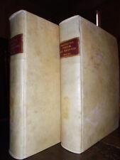 STORIA DELL' AMERICA - ROBERTSON William - 1780