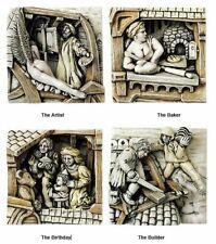 Picturesque - Wimberley Tales - 20-Piece Tile Set Retired Nib Harmony Kingdom