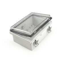 Watertight Box Stainless Hinged Latching Cover High Quality Construction #71
