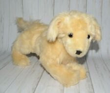 FAO Schwarz Golden Retriever Puppy Stuffed Animal Plush