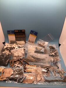 LOT 1.8 Pounds Jewelry Making Items, All New