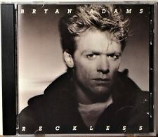 CD Bryan Adams Reckless DADC Early Issue Run to You Summer of 69 Only Love NICE
