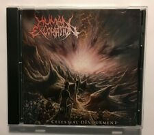 HUMAN EXCORIATION - Celestial Devourment CDDeath / GrindNew not sealed