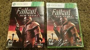 FIRST EDITION! Fallout: New Vegas (Microsoft Xbox 360, 2010) Factory Sealed!