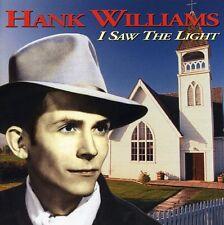 Hank Williams, Hank Williams Sr. - I Saw the Light [New CD] Rmst