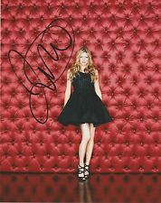 Jes Macallan authentic signed autographed 8x10 photograph holo COA