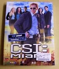 DVD Box CSI: Miami Staffel Season 3 Three - Epsioden 1 - 12 DVDs 3.1 Neu OVP