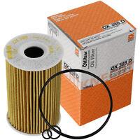 Original MAHLE / KNECHT Ölfilter OX 388D Oil Filter