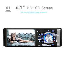 "4.1"" 1-DIN HD Autoradio Car MP5 Player Touch Bluetooth FM AUX USB/TF 1080P IT"