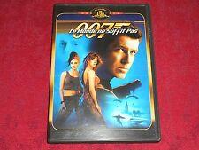 DVD JAMES BOND 007 / Le monde ne suffit pas - PIERCE BROSNAN / Comme NEUF !!!