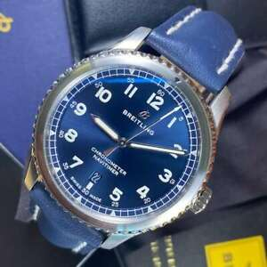 Breitling Navitimer 8 A17314 - Blue Dial - Part Exchange Available