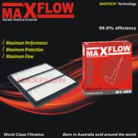 Fit Ryco A489 Air Filter Mitsubishi Triton MK 2WD V6 3.0 6G72 Maxflow® Filter