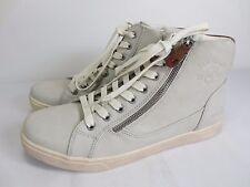 TOM TAILOR lässige Boots Sneaker Schuhe grau NEU 59,95 hell grau