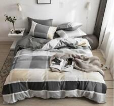 3D White Black ZHUB3029 Bed Pillowcases Quilt Duvet Cover Queen King Zoe