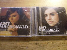 Amy MacDonald [2 CD Alben] Curious Thing + This is LIFE