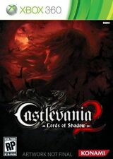[NEW&SEALED] Castlevania Lords of Shadow 2 (Microsoft Xbox 360)