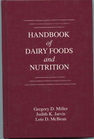 1995 Handbook of Dairy Foods and Nutrition-Healthy Diet-Answers-Scientific