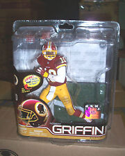 McFARLANE NFL 31 ROBERT GRIFFIN III RG3 WASHINGTON REDSKINS FOOTBALL FIGURE
