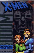 X-Men: The Chaos Engine Trilogy Book 1 by Steven Roman (Doom, 2000, PB, 1st Ed.)