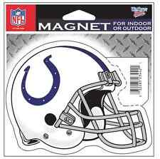 Indianapolis Colts 4.5 x 6 inch Die Cut Magnet