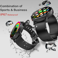 Lemfo LEMX Smart Watch 4G WiFi GPS 16GB Heart Rate Camera 900mAh For Android iOS