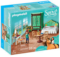 9476 Playmobil Spirit Lucky's Bedroom Spirit Riding Free Suitable for ages 5 yea
