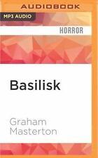 Basilisk by Graham Masterton (2016, MP3 CD, Unabridged)