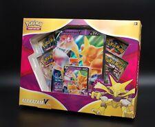 Pokemon V Box Alakazam Simsala Collection Farbenschock Vivid Voltage Englisch
