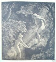 1982 NORMAN LINDSAY ETCHINGS  w 100 FULL PAGE PLATES free EXPRESS shipping w/w