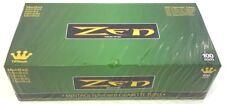 5x Boxes ( ZEN Menthol 100s 100mm ) Cigarette RYO 250 Tubes Box