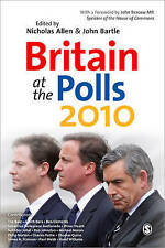 Britain at the Polls 2010 by SAGE Publications Ltd (Paperback, 2010)